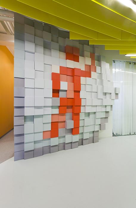 Дизайн офиса. офисы из проекта , фото №30007