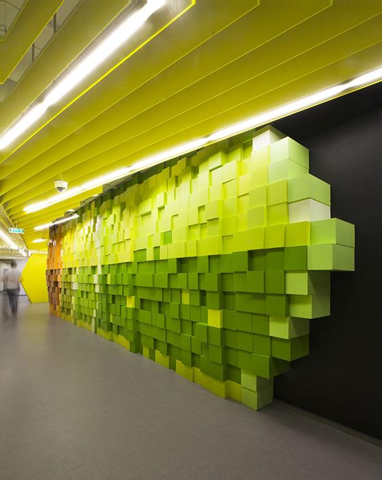Дизайн офиса. офисы из проекта , фото №29968