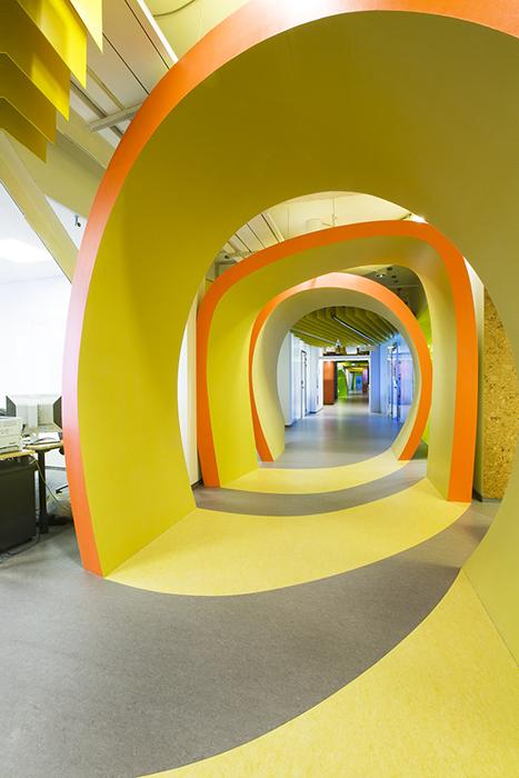 Дизайн офиса. офисы из проекта , фото №29969