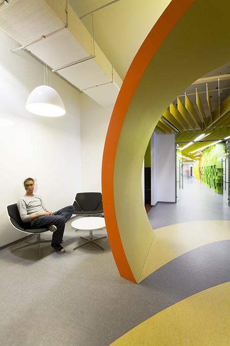 Дизайн офиса. офисы из проекта , фото №29970