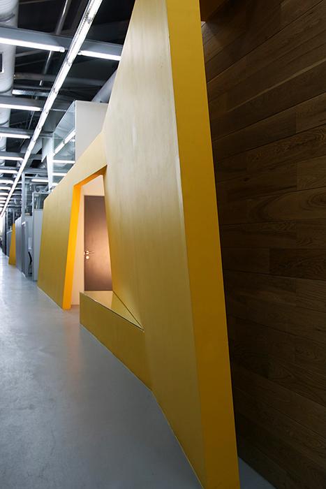 Дизайн офиса. офисы из проекта , фото №31701