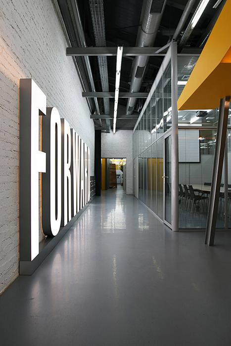 Дизайн офиса. офисы из проекта , фото №31692
