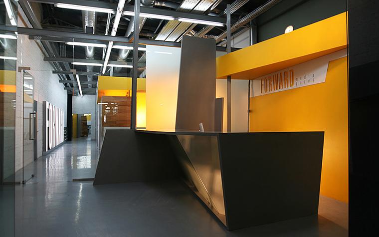 Дизайн офиса. офисы из проекта , фото №31697