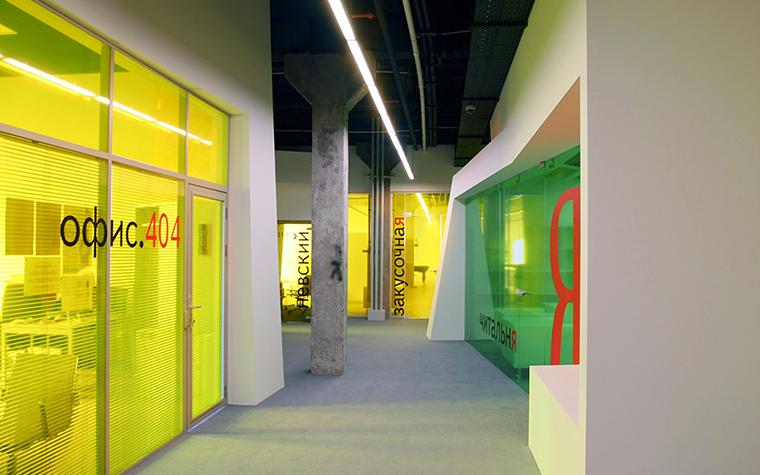Дизайн офиса. офисы из проекта , фото №31740