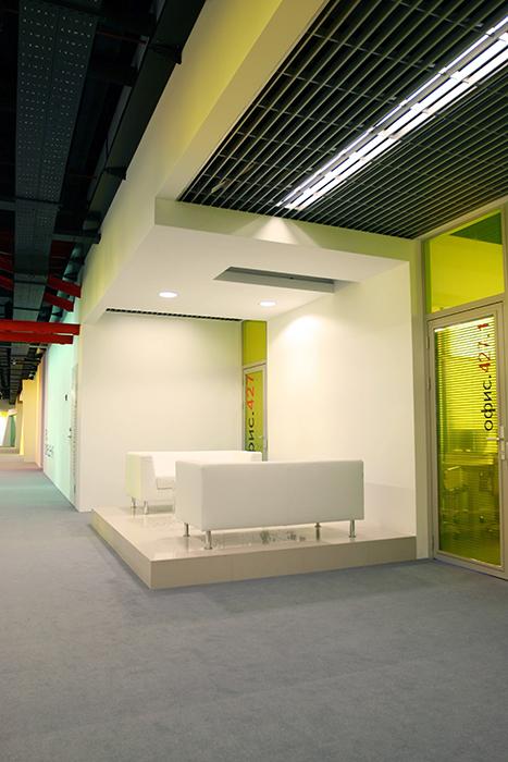 Дизайн офиса. офисы из проекта , фото №31745