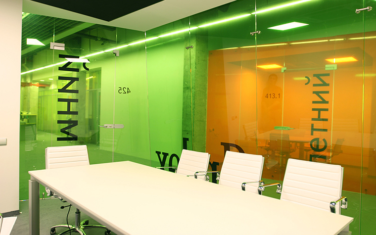 Дизайн офиса. офисы из проекта , фото №31746