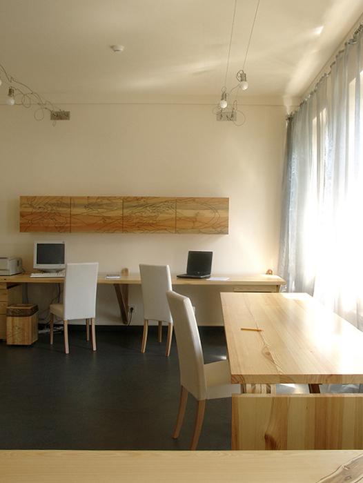 Дизайн офиса. офисы из проекта , фото №33063