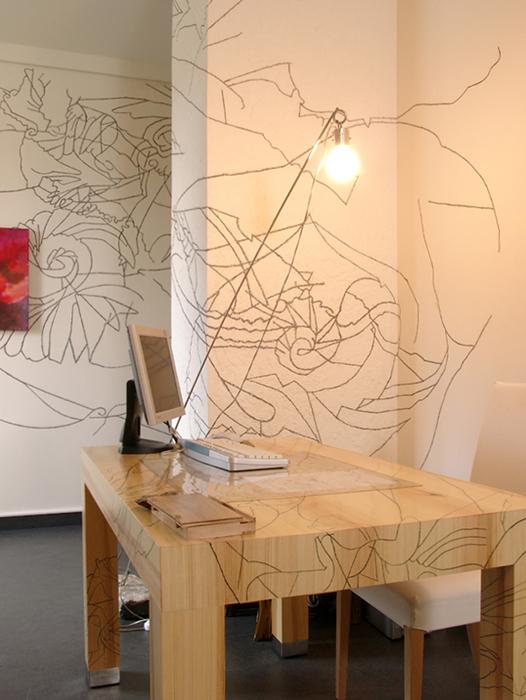 Дизайн офиса. офисы из проекта , фото №33073