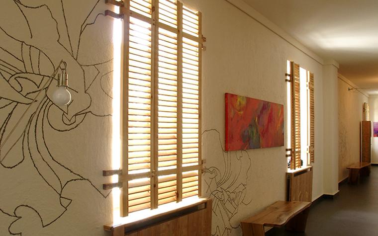 Дизайн офиса. офисы из проекта , фото №33061