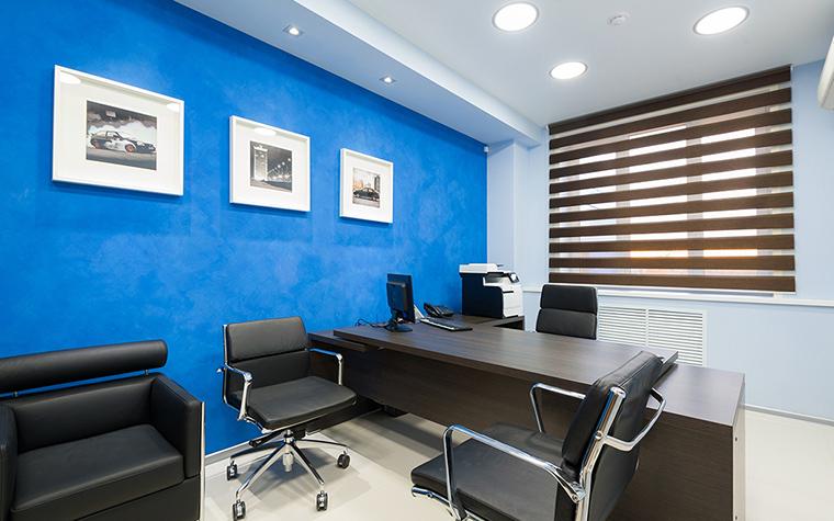 Дизайн офиса. офисы из проекта , фото №33573