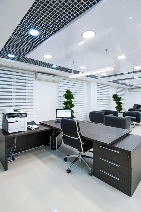 Дизайн офиса. офисы из проекта , фото №33579