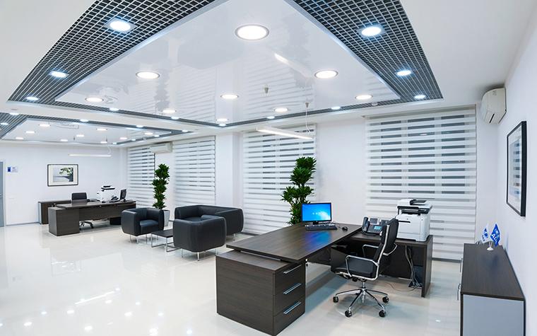 Дизайн офиса. офисы из проекта , фото №33582