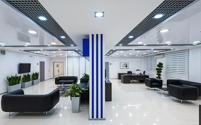 Дизайн офиса. офисы из проекта , фото №33584