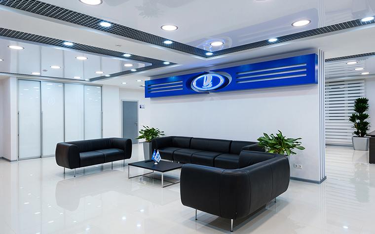 Дизайн офиса. офисы из проекта , фото №33585