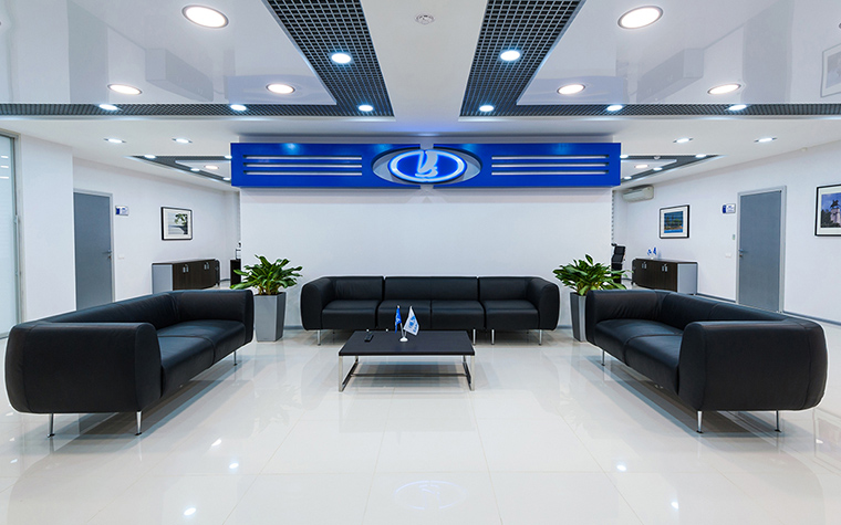 Дизайн офиса. офисы из проекта , фото №33586