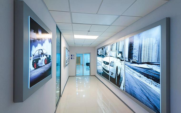 Дизайн офиса. офисы из проекта , фото №33587