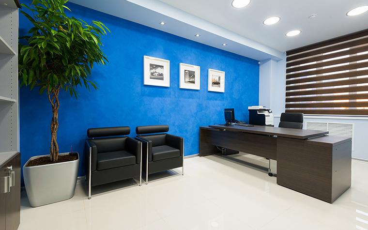Дизайн офиса. офисы из проекта , фото №33574