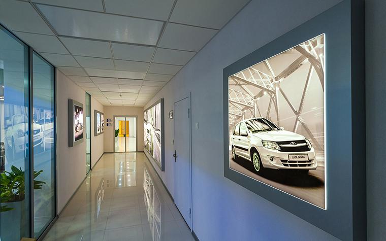 Дизайн офиса. офисы из проекта , фото №33588
