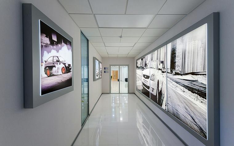 Дизайн офиса. офисы из проекта , фото №33589