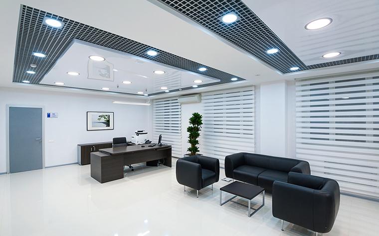 Дизайн офиса. офисы из проекта , фото №33592