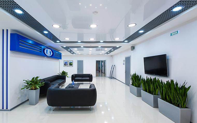 Дизайн офиса. офисы из проекта , фото №33593