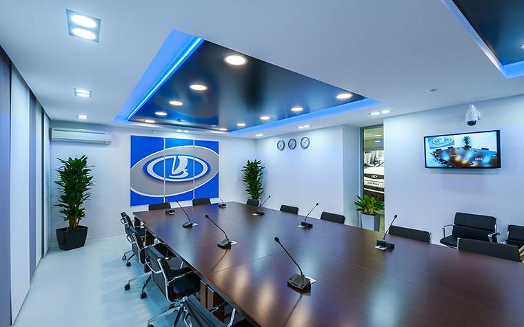 Дизайн офиса. офисы из проекта , фото №33594