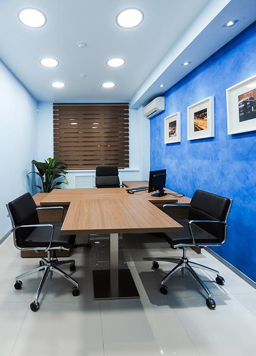 Дизайн офиса. офисы из проекта , фото №33575