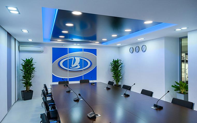 Дизайн офиса. офисы из проекта , фото №33596