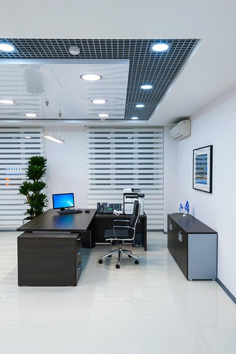 Дизайн офиса. офисы из проекта , фото №33597