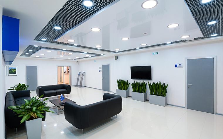 Дизайн офиса. офисы из проекта , фото №33577
