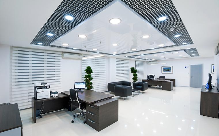 Дизайн офиса. офисы из проекта , фото №33578