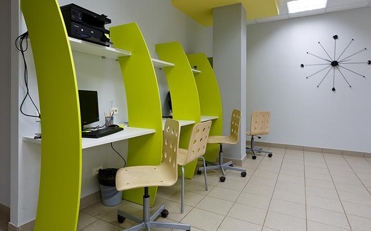 Дизайн офиса. офисы из проекта , фото №33769