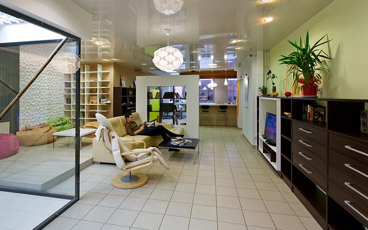 Дизайн офиса. офисы из проекта , фото №33770