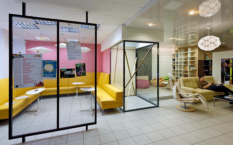 Дизайн офиса. офисы из проекта , фото №33771