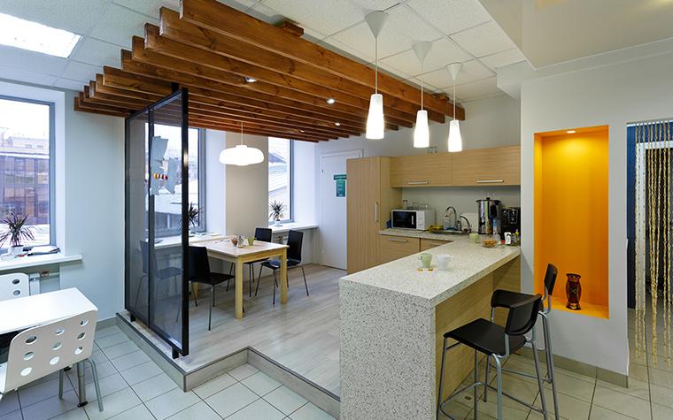 Дизайн офиса. офисы из проекта , фото №33772