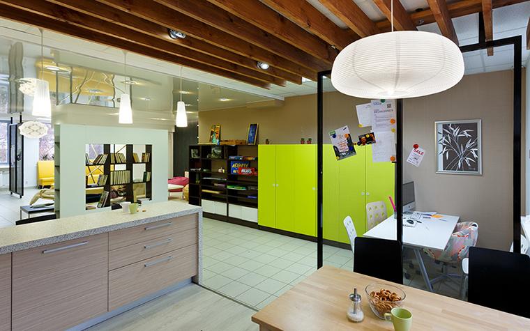 Дизайн офиса. офисы из проекта , фото №33773