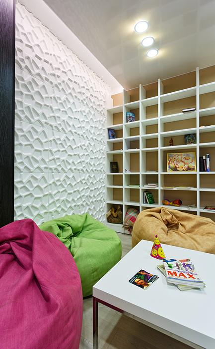 Дизайн офиса. офисы из проекта , фото №33774