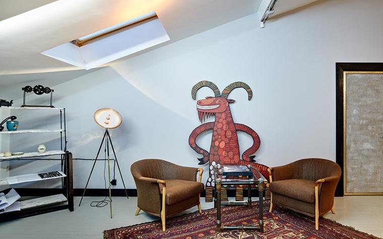 Дизайн офиса. офисы из проекта , фото №33960