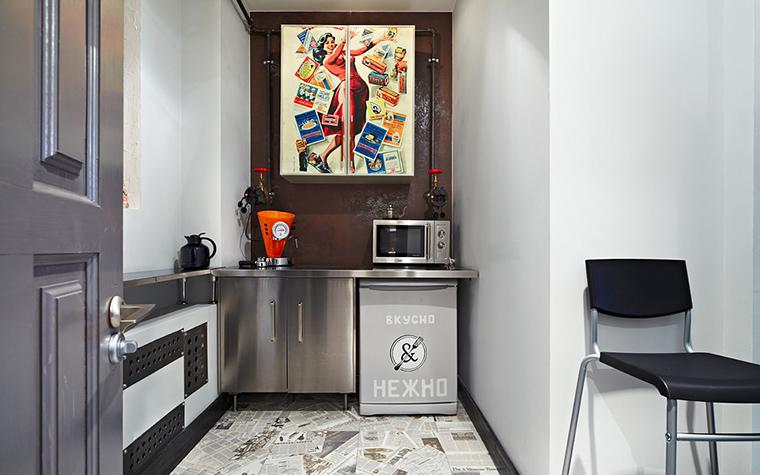 Дизайн офиса. офисы из проекта , фото №33974