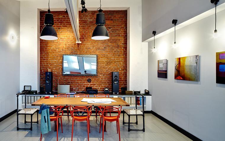 Дизайн офиса. офисы из проекта , фото №33978