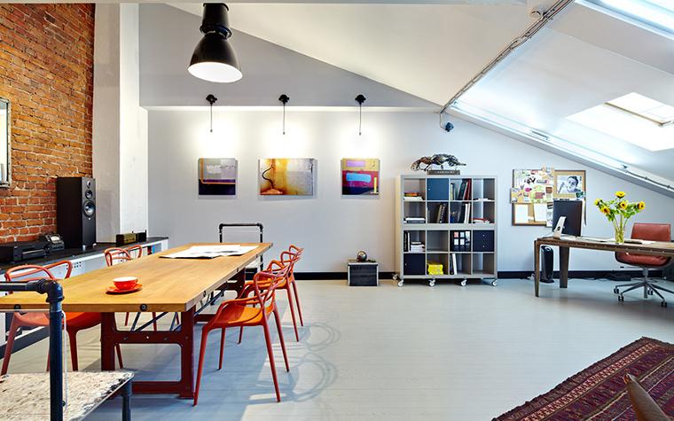 Дизайн офиса. офисы из проекта , фото №33980
