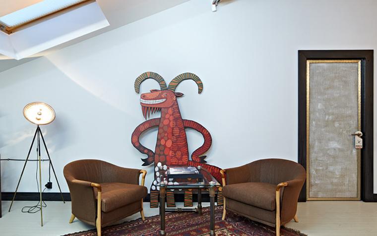 Дизайн офиса. офисы из проекта , фото №33982