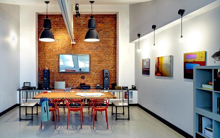 Дизайн офиса. офисы из проекта , фото №33952