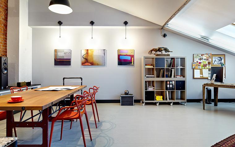 Дизайн офиса. офисы из проекта , фото №33953