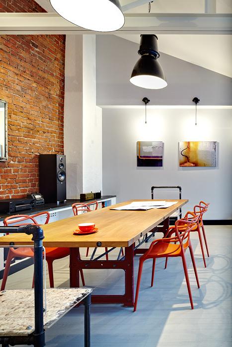 Дизайн офиса. офисы из проекта , фото №33954