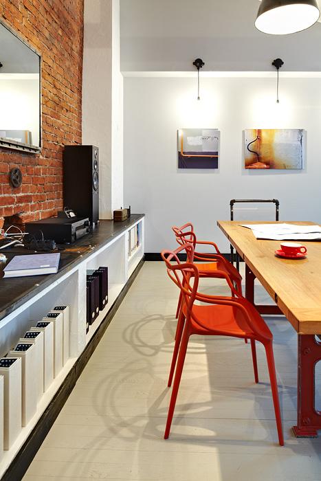 Дизайн офиса. офисы из проекта , фото №33955