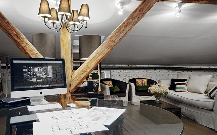 Дизайн офиса. офисы из проекта , фото №34164