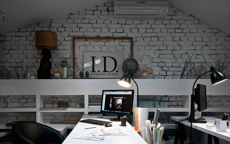 Дизайн офиса. офисы из проекта , фото №34149