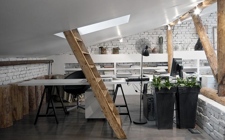 Дизайн офиса. офисы из проекта , фото №34153