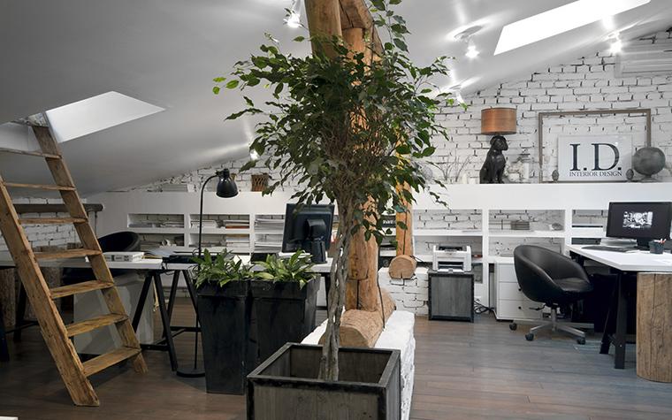 Дизайн офиса. офисы из проекта , фото №34154